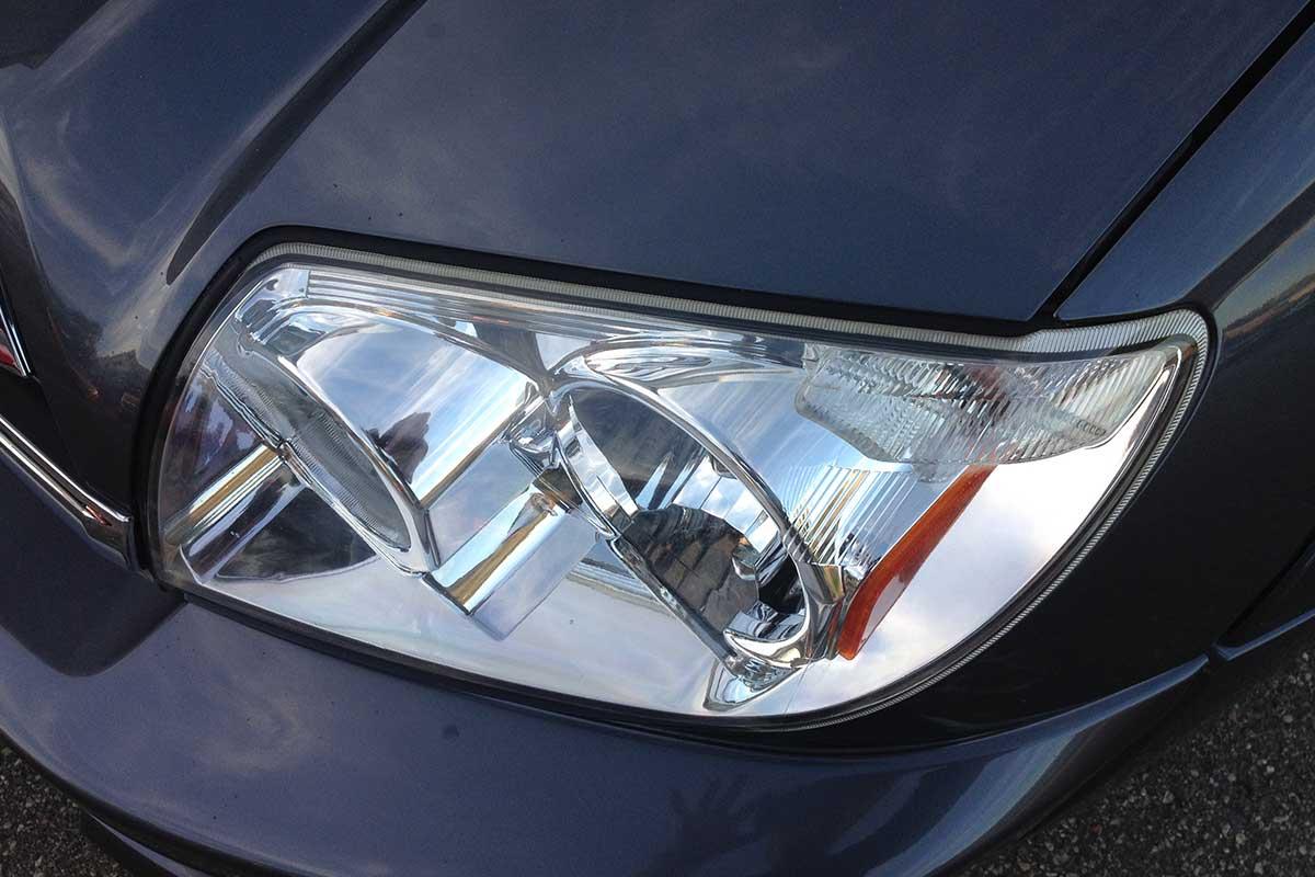 dim headlight fixed