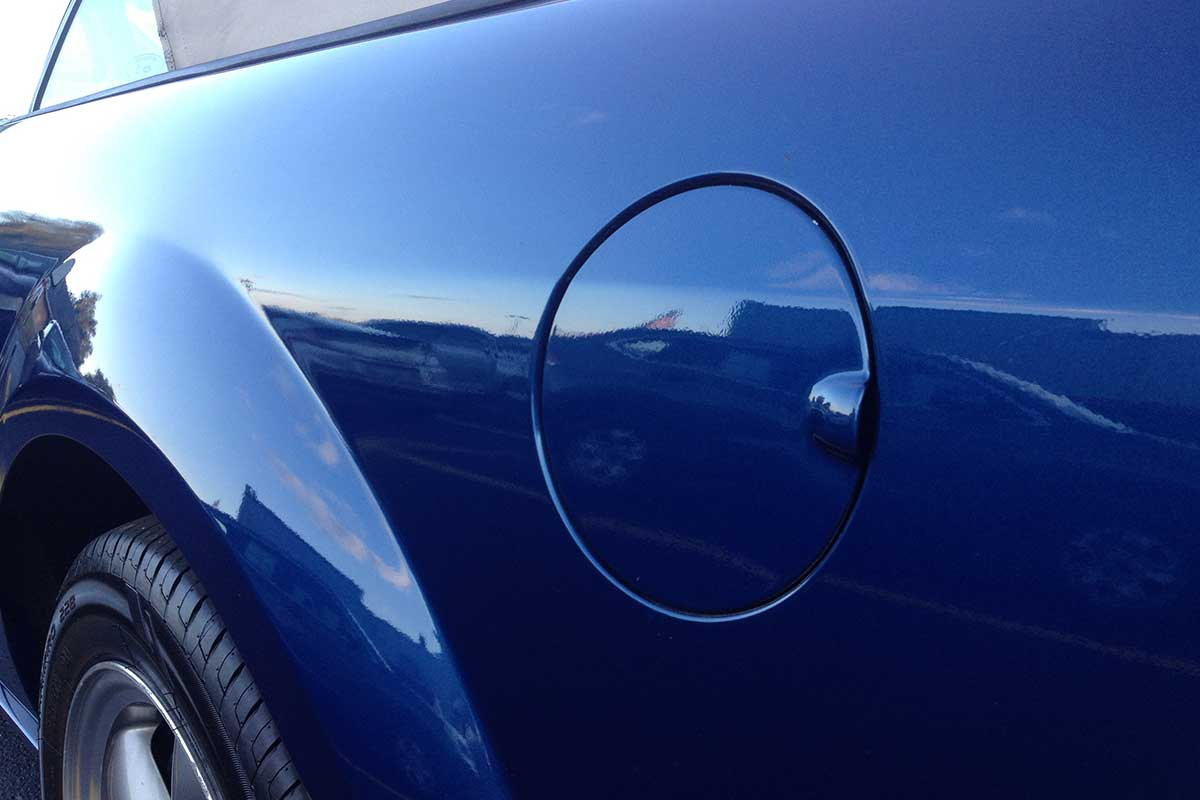 Paintless Dent Removal after